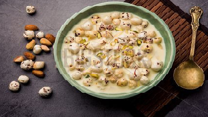 indian superfood-makhana